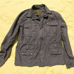 Lucky Brand Military Style Jacket